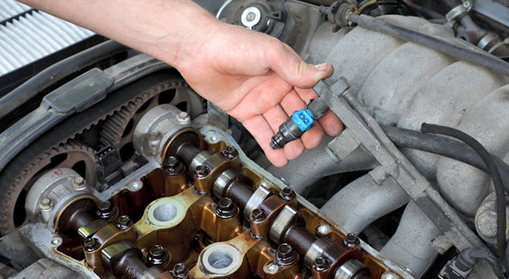 Symptoms of BMW's Faulty Fuel Injector - Mike's Foreign Car - Mike's